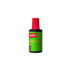 Stempelfarbe 27ml rot ohne Öl