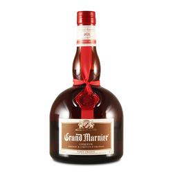 Grand Marnier Cordon Rouge Cognac & Liqueur D'orange 40% Vol. 700ml