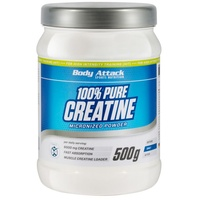 100% Pure Creatine Pulver 500 g
