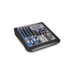 Power Dynamics PDM-S604 6-Kanal-Mischpult DSP/MP3, USB-Port, BT-Empfänger Party-Lautsprecher