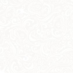 """Mank Airlaid Linclass Servietten Ornaments """"LIAS"""", 25 x 25 cm, 1/4 Falz, 1 Karton = 12 x 50 Stück = 600 Servietten, weiß"""