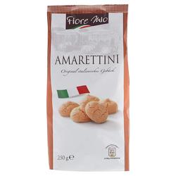 Fiore Mio Amarettini italienisches Gebäck mit Aprikosenkernen 250g