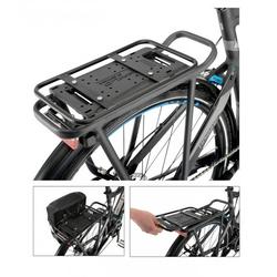XLC Fahrradkorb XLC Carry More Packtaschen-Adapter