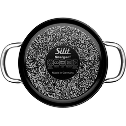 Silit Schmortopf Silit Schmortopf 28cm Energy Red, Emaille