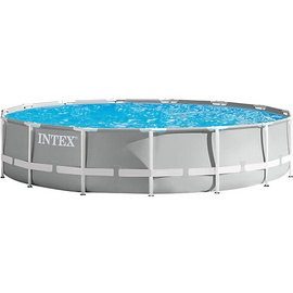 Intex Prism Frame Pool Set 457 x 107 cm inkl. Filterpumpe