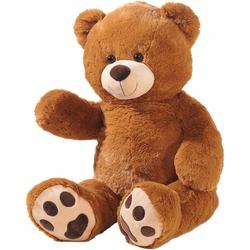 Heunec® Kuscheltier Teddybär braun, 100 cm
