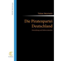Die Piratenpartei Deutschland als Buch von Tobias Neumann