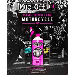 Muc-Off Motorrad Pflegeset/Reinigungsset