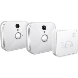 Blink Sync + HD WLAN IP-Überwachungskamera-Set 10-Kanal mit 2 Kameras 1280 x 720 Pixel