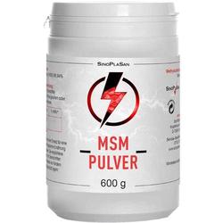 MSM PULVER Pur 99,9% Methylsulfonylmethan 600 g