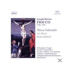 Capella Brugensis, Patrick/capella Brugensi Peire - Missa Solemnis (CD)