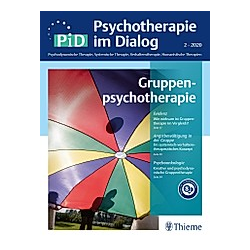Psychotherapie im Dialog (PiD): 2/2020 Gruppenpsychotherapie - Buch