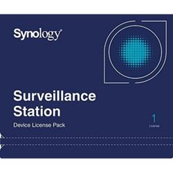 Synology Device License / 1x IP Kameralizenz oder 1x I/O-Modul