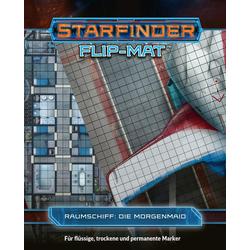 Starfinder Flip-Mat: Die Morgenmaid