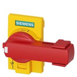 Siemens 3KD9101-8 Direktantrieb (L x B x H) 27.5 x 57 x 45mm Rot, Gelb 1St.