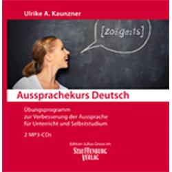 Aussprachekurs Deutsch