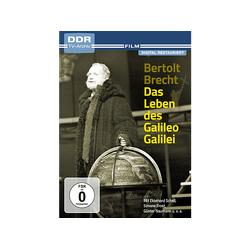 Das Leben des Galileo Galilei DVD