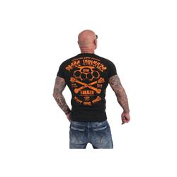 YAKUZA T-Shirt Brass Knuckles L
