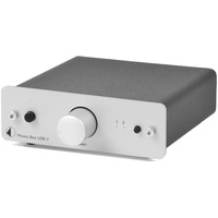 Pro-Ject Phono Box USB V silber