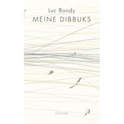 Meine Dibbuks als Buch von Luc Bondy