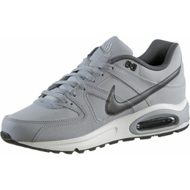 Nike Men's Air Max Command light grey-black/ white, 44.5