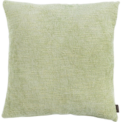 Kissenhüllen Kissenhülle Chenille 45 x 45 cm, Linen & More grün