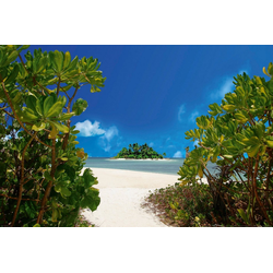Fototapete Island, glatt 4 m x 2,60 m