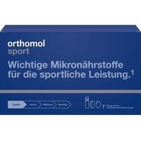 Orthomol Sport Trinkfläschchen / Tabletten / Kapseln
