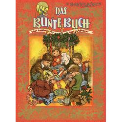 Das Bunte Buch - Weihnachts-Bastelbögen