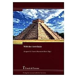 Welt der Artefakte - Buch