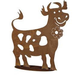 H.G-DEKO Lustige Kuh Lustige Kuh