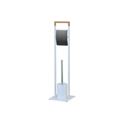 HTI-Line Badregal Toilettenpapierhalter Corse, Toilettenpapierhalter