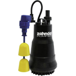Zehnder Pumpen ZM 650 KS 15223 Schmutzwasser-Tauchpumpe 9000 l/h 11m