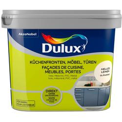 Dulux Holzlack Fresh Up, für Küchen, Möbel und Türen, hell leinen, 0,75