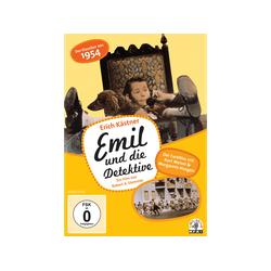 EMIL UND DIE DETEKTIVE 1954 DVD