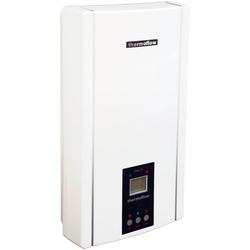 Thermoflow Durchlauferhitzer Thermoflow Elex 18 / 21 / 24, elektronisch, max 75 °C, mit LC-Display weiß