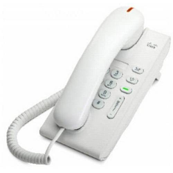Cisco CP-6901-WL-K9= Systemtelefon,VoIP Arktik Weiß