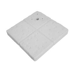 Betonsockel ARCOBALENO - Weiß
