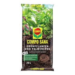 COMPO SANA® Grünpflanzen- und Palmenerde 20 l