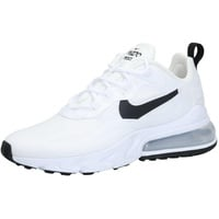 white/metallic silver/black 42