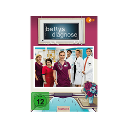 Bettys Diagnose - Staffel 2 DVD