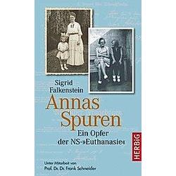 Annas Spuren. Sigrid Falkenstein  - Buch