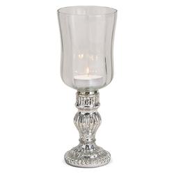 matches21 HOME & HOBBY Kerzenständer Kerzenhalter Windlichter antik 23 cm