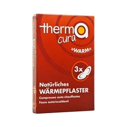 THERMACURA Warm Pflaster 3 St