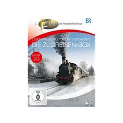 Br-Fernweh: Die Grosse-Eisenbahn-Box DVD