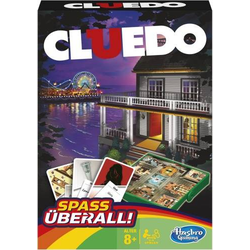 Cluedo Kompakt