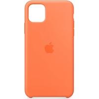 Apple iPhone 11 Pro Max Silikon Case Vitamin C