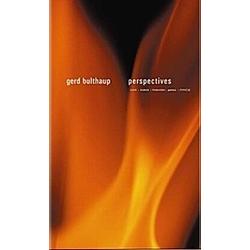 Perspectives. Gerd Bulthaup  - Buch