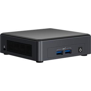 Intel NUC 11 Pro Kit - Intel i7-1185G7, Intel Iris Xe Graphics, 2x DDR4 SO-DIMM, 2x M.2, WiFi 6, vPro