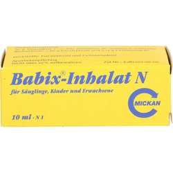 BABIX Inhalat N 10 ml